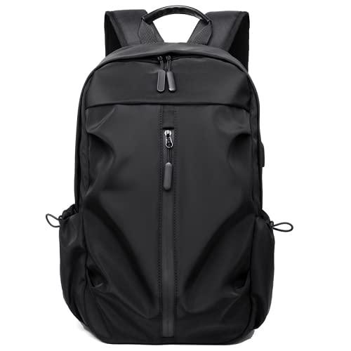 Mochila USB de los hombres, bolsa de negocios de negocios, bolsa de viaje con cabeza de carga usb, bolsa de la escuela de estudiantes