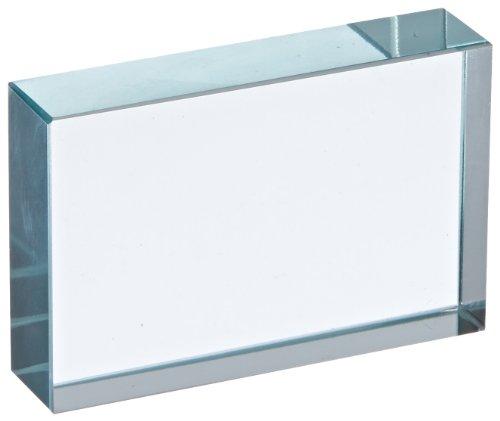 Ajax Scientific LI272-0072 Glasblock, rechteckig, 72 x 49 x 15 mm