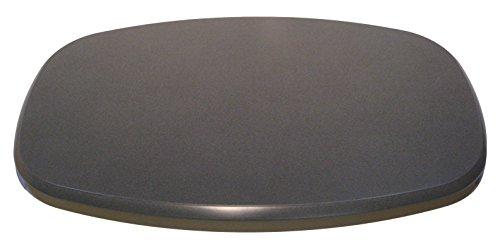 Werzalit Tischplatte, Familie Puntinella, grau, 146 x 94 x 3.5 cm, 51150112