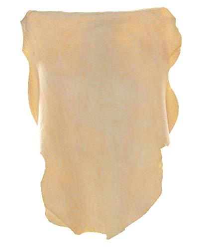 Fensterleder Echt Leder Ca. 90x60 cm Fensterleder aus echtem Leder, Autoleder, Abledertuch, Polierleder, Trockentuch, Auto-Ledertuch, Echt-Leder, Naturleder