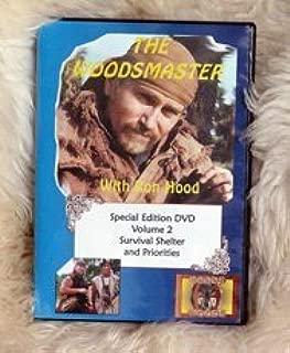 Survival Shelter & Priorities: Woodsmaster Volume 2 (DVD)