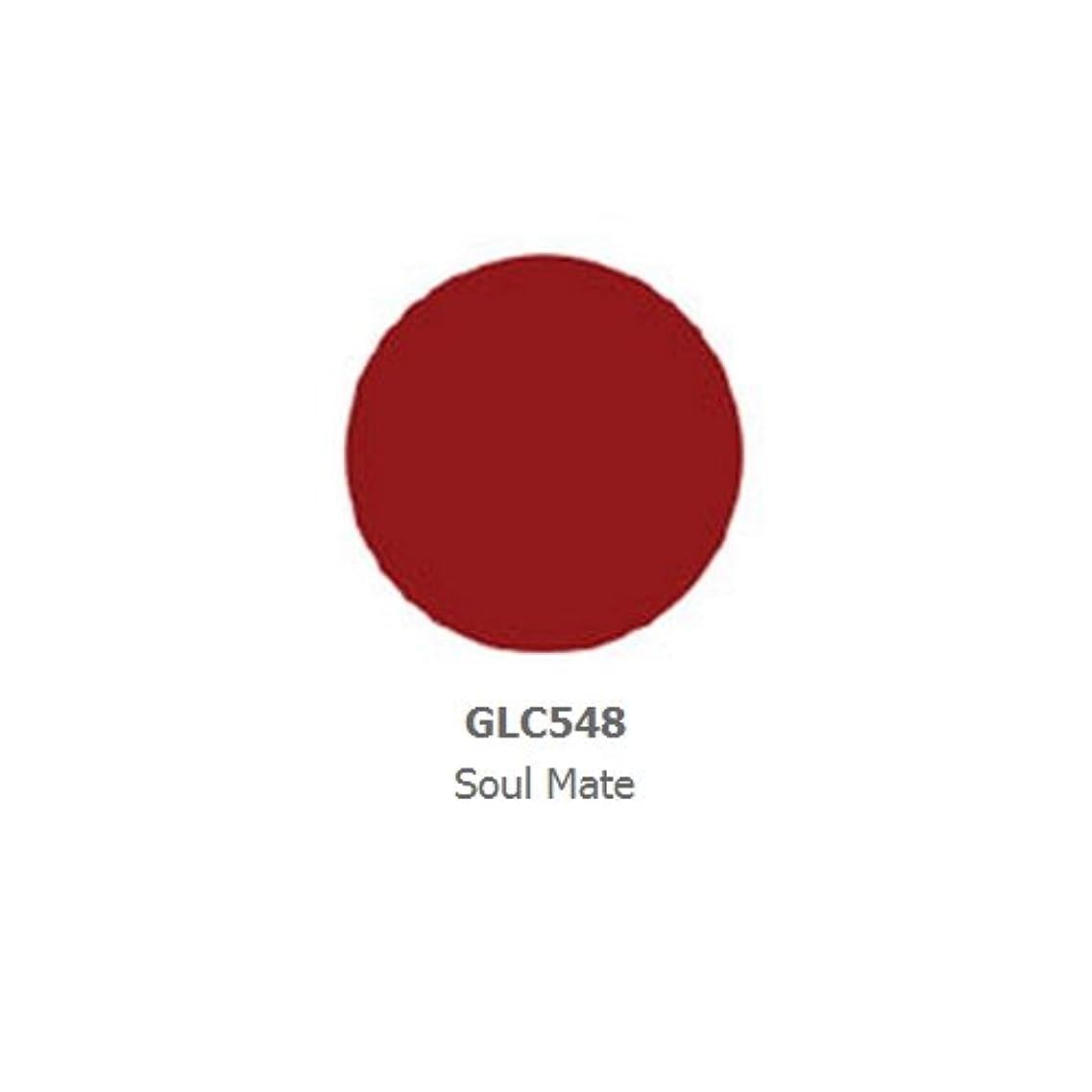 小売王朝展開するLA GIRL Luxury Creme Lip Color - Soul Mate (並行輸入品)