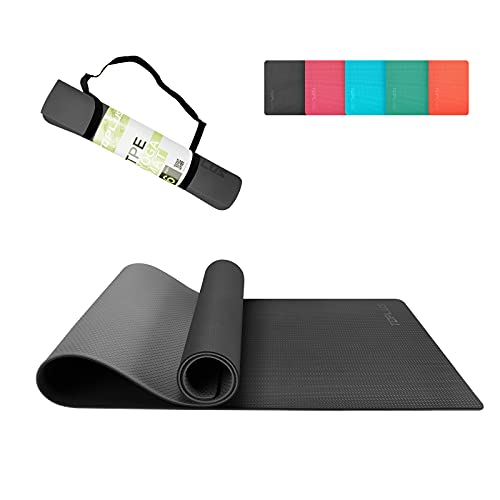 TOPLUS Yoga Mat, Upgraded Non-Slip Texture Pro Yoga Mat Eco...