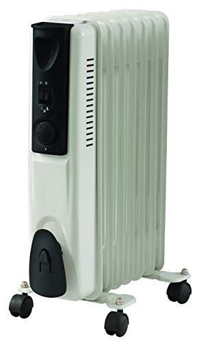 Kingavon BB-OR099 7-Fin 1.5kW Oil Filled Radiator