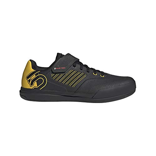 Five Ten Scarpe da Ciclismo Hellcat PRO Uomo, Core Black, UK 9.5