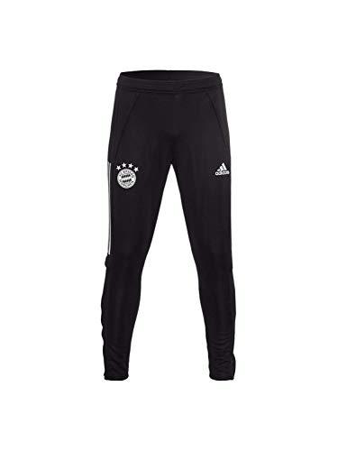 adidas Herren 20/21 FC Bayern Training Pant Trainingshose, Black/Fcbtru, XS
