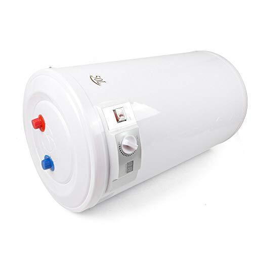 Berkalash - Calentador eléctrico de agua caliente, 50 L,...