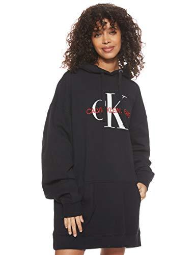Calvin Klein J20J212240 Sudadera Mujeres Negro S