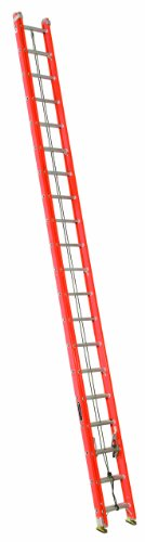 Louisville Ladder FE3240 Extension Ladder 40Foot Orange