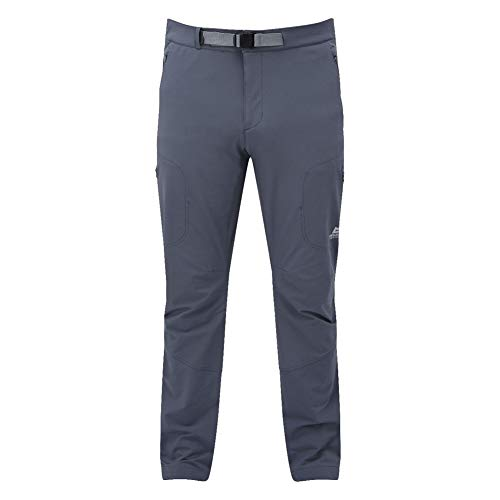 Mountain Equipment M Ibex Mountain Pant Blau, Herren Hose, Größe 32 - Long - Farbe Ombre Blue
