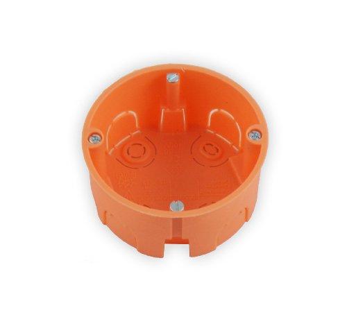 REV Ritter 0518341555 Hohlwanddose 35 mm Folie, 10  Stück
