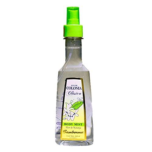 agua de colonia sanborns 740 ml fabricante COMERCIALIZADORA EJIOGBE