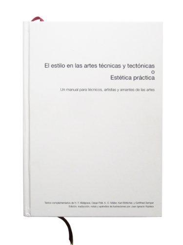 Semper: El estilo (Spanish Edition)