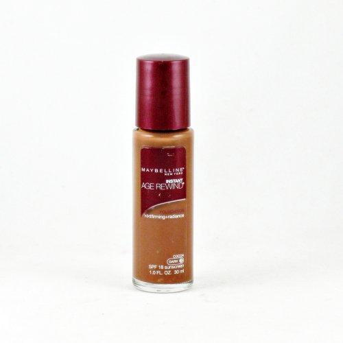Base de maquillaje Instant Age Rewind reafirmante iluminador Dark 3 Cocoa