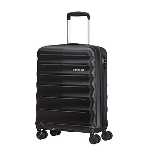 American Tourister MTO Speedlink 4 Wheel Cabin Suitcase - 55cm - Black