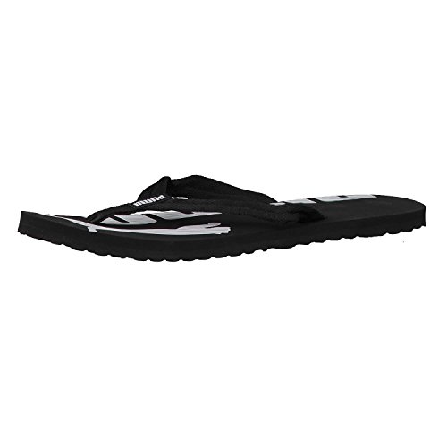 Puma Epic Flip v2, Zapatos de Playa y Piscina Hombre, Black-White, 39 EU