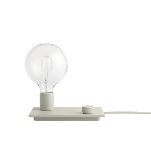Muuto Control Table Lamp Grey