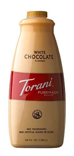 東洋ベバレッジ トラーニ ホワイトチョコレートソース 1890ml