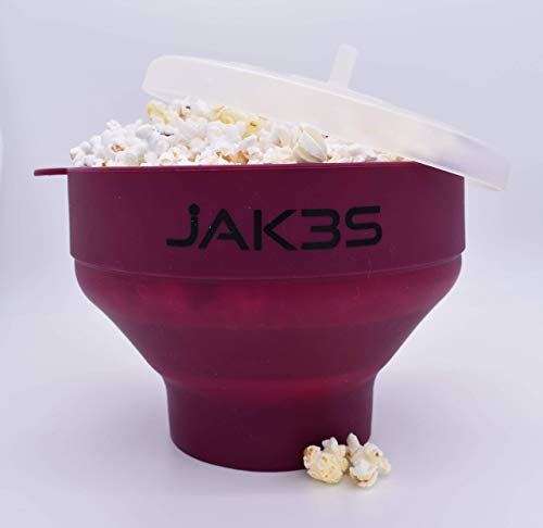 Best Buy! Jak3s Microwave Popcorn Popper