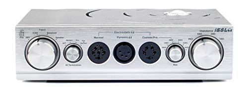 iFi Pro iESL Transformador electrostático de auriculares para auriculares y altavoces electrostáticos