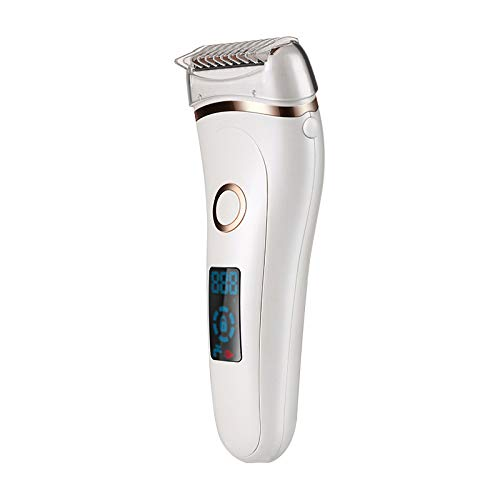Electric Painless Razor for Women | Rechargeable Body Hair and Bikini Trimmer