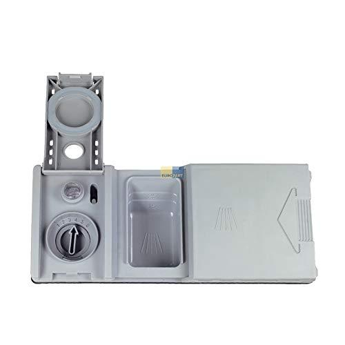 Combinaison de dosage Distributeur d'agent nettoyant Récipient d'agent vaisselle Lave-vaisselle Bosch Siemens 490467