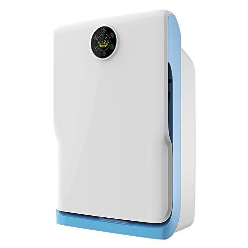 Lour Small air Purifier,Air Purifier for Home Allergies, Smoker, Pets Hair, Dust, True HEPA Filter, Air Filter, Timer, Display Off...