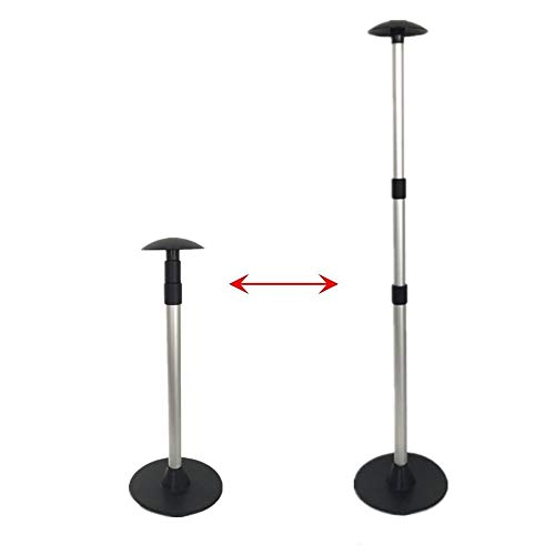 """Boat Cover Support Pole, Aluminum ABS, 3-Stage Extension Adjustable (22.5""""-54"""" Support Pole System)"""