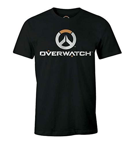 Overwatch - Tshirt homme - Overwatch Logo Noir - Medium