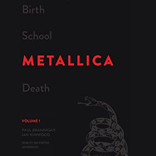 『Birth School Metallica Death, Volume 1』のカバーアート