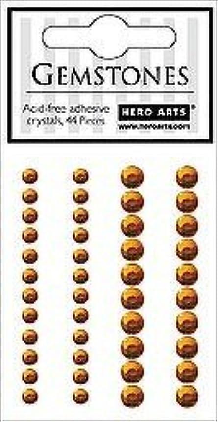 Hero Arts Gemstones (Set of 44), Orange