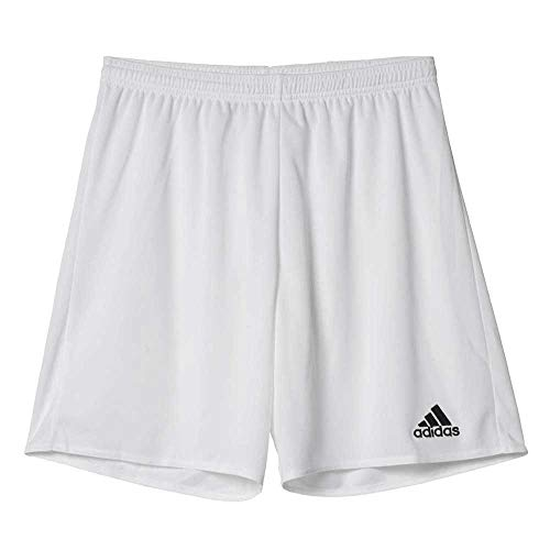 adidas Kinder Shorts Parma 16 SHO, weiß (White/Black), 164