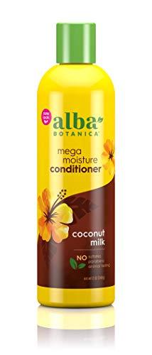 Alba Botanica Drink It Up Coconut Milk Hawaiian Conditioner, 12 oz.