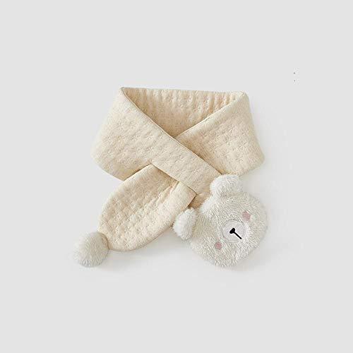 Babysjaal voor herfst en winter, katoen, kleine sjaal, warm, winddicht