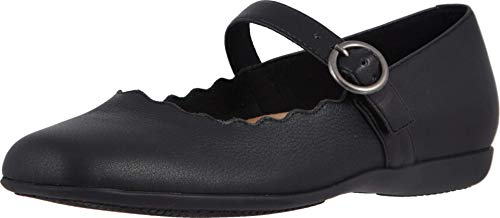 Trotters Women's Sugar Mary Jane Black Flat 8 M