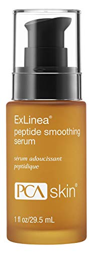 PCA SKIN ExLinea Peptide Smoothing Serum - Anti-Aging, Smoothing & Firming Spot Treatment, Minimizes Fine Lines & Wrinkles (1 oz)
