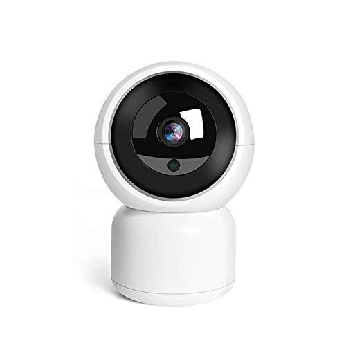 Cámara web WiFi, cámara de seguridad WiFi 1080P, cámara for mascotas, monitor for el hogar y el bebé, con detección de movimiento, audio bidireccional, soporte for alarmas remotas y aplicaciones móvil