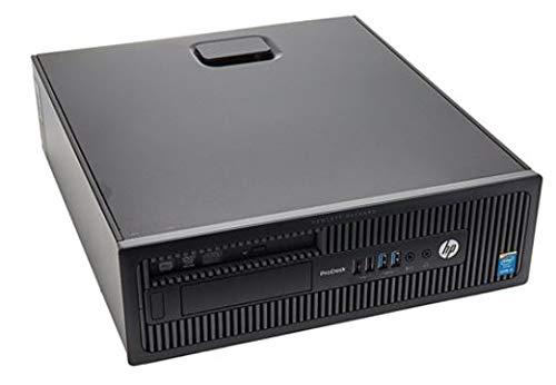 PC HP ProDesk 600 G1 Core i3 4° Gen 8 GB 500 GB Windows 10 Professional con Licencia Nueva Simpaticotech MAR Microsoft Authorized Refurbisher (Reacondicionado)
