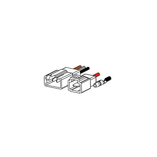 Motodak contacteur a cle Scooter teknix Compatible avec Booster Rocket/ng -2002 (5 Fils + Serrure Selle)