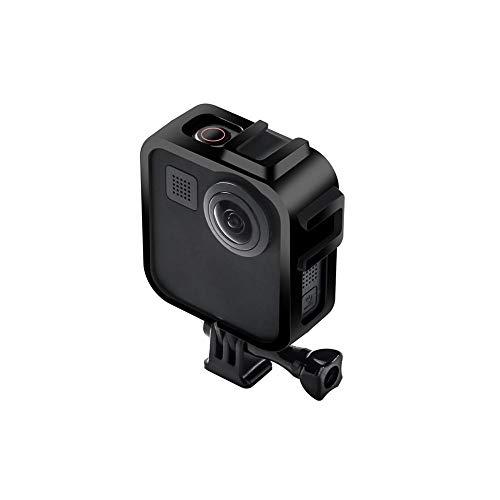 Generp Kunststoffschutzrahmen MAX 360-Grad-VR-Panoramakamera-Lünette für Max - wasserdichte 360-Grad-Digitalkamera mit unzerbrechlicher Stabilisierung,