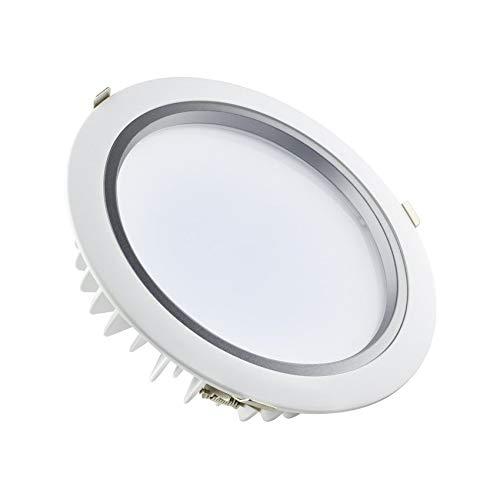 LEDKIA LIGHTING Downlight LED 120lm/W 40W LIFUD Corte Ø 220 mm Blanco Frío 5500K No Regulable