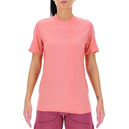 UYN Lady City Running OW Shirt SH_SL Pantalones para Lluvia, Coin de Cobre, Small para Mujer