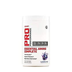 top 10 detox at gnc GNC Pro Performance Essential Amino Complete, Acai Blueberry, 15.87 oz, Helps Muscle Recovery