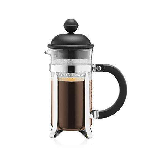 Bodum Kaffeebereiter French Press CHAMBORD 3 Tassen 0.35L Glänzend