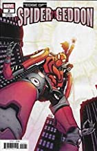 Edge of Spider-Geddon #1 Variant Edition