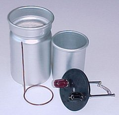 SEOH Aluminum Electric Calorimeter Vessel Assembly