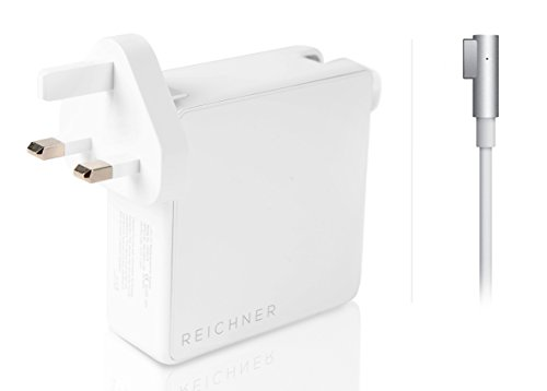 Reichner 85W Mag 1 Laptop Charger compatible with Apple MacBook Pro 13 15 17-2009 2010 2011 to Mid 2012 - A1343 A1278 A1290 A1286 - Mac Power Adapter MC556 MC556B/C MC721B/A MD318 MC373B/A MD104B/A