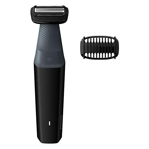 Philips Series 3000 Showerproof Body Groomer with Skin Comfort System -...
