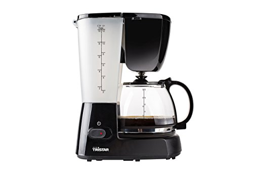 Tristar CM-1237 Kaffeemaschine – Mit Tropfstopp – Volumen: 1,25l