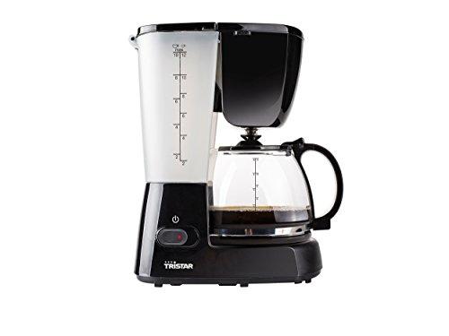 Tristar CM-1237 – Cafetera con sistema antigoteo, volumen 1,25 litros
